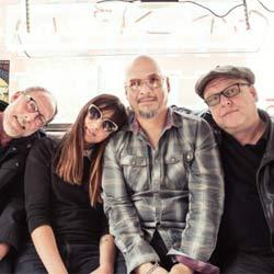 Les Pixies en concert le 18 novembre 2016 à Montreux 5
