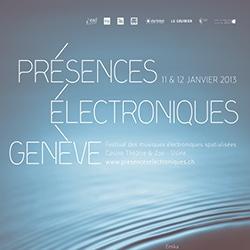 Présences Electroniques Genève 5