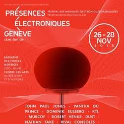 Présences Electroniques 2015 5