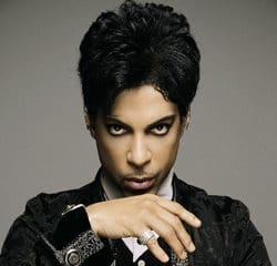 Prince en concert au Montreux Jazz Festival 7
