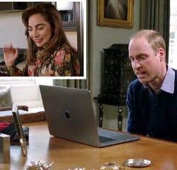 Lady Gaga et le Prince William parlent de santé mentale 5