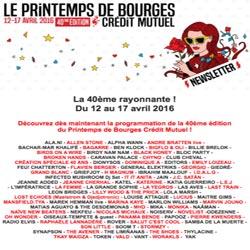 Programme Printemps de Bourges 2016 6