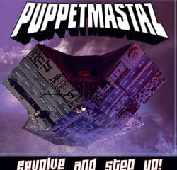 Puppetmastaz <i>Revolve And Step Up!</i> 5