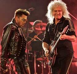 Queen + Adam Lambert & Co au Zénith de Paris 20