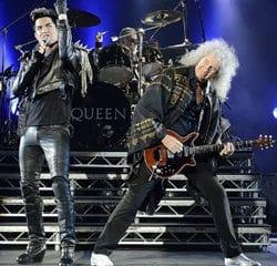 Queen en concert le 26 janvier au Zénith de Paris 7