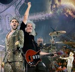 Queen : The Show Must Go On à Paris 8