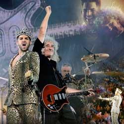 Queen : The Show Must Go On à Paris 5