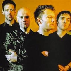 Le groupe Radiohead a disparu d'internet 6