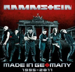Rammstein <i>Made In Germany</i> 23