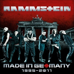 Rammstein <i>Made In Germany</i> 5