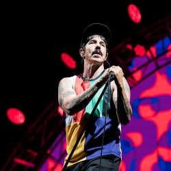 Le concert sans surprises des Red Hot Chili Peppers à Paléo 5