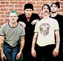 Les Red Hot Chili Peppers enflamment le Grand Journal 5