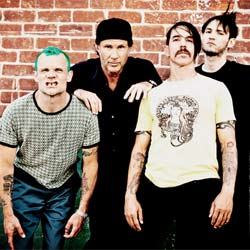 Les Red Hot Chili Peppers enflamment le Grand Journal 6