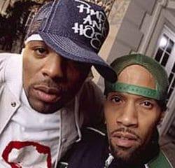 Method Man et Redman en concert à Paris 12
