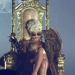 Rihanna ose le trash et la provocation 7