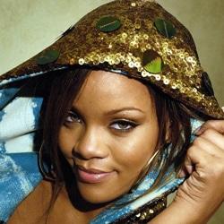 Rihanna en concert en France 5