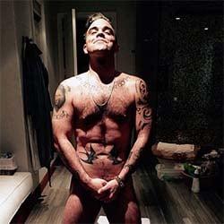 Robbie Williams à poil sur Instagram ! 6