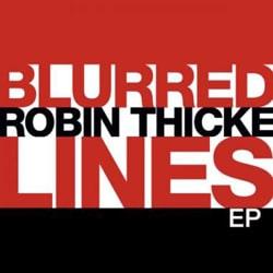 Robin Thicke <i>Blurred Lines</i> 5