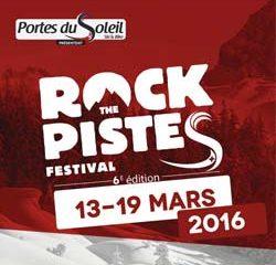 Programme Rock The Pistes 2016 10