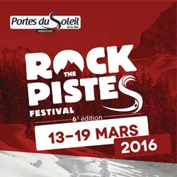 Programme Rock The Pistes 2016 5