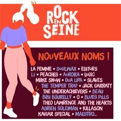 22 nouveaux noms au programme de Rock en Seine 5