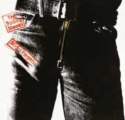 Rolling Stones <i>Sticky Fingers</i> 21