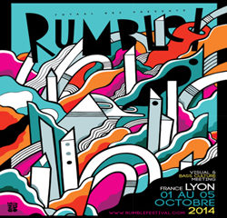 De nouveaux artistes au programme du Rumble 10