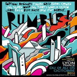 Le Rumble Festival dévoile sa programmation 5