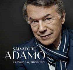 Salvatore Adamo <i>L'amour n'a jamais tort</i> 9