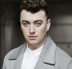 SAM SMITH Writing's On The Wall 10