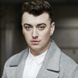 SAM SMITH Writing's On The Wall 6