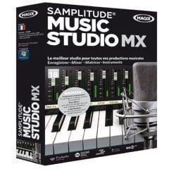 Gagnez des logiciels Samplitude Music Studio MX 10