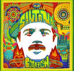 carlos Santana CORAZON son nouvel album