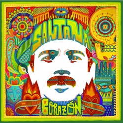 carlos Santana CORAZON son nouvel album