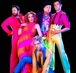 Scissor Sisters Fire With Fire 10