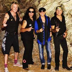 Scorpions fête ses 50 ans de carrière avec un nouvel album 5