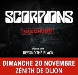 Scorpions en concert au Zénith de Dijon 12