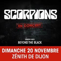Scorpions en concert au Zénith de Dijon 6