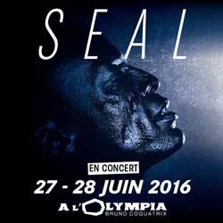 Seal à l'Olympia en juin pour 2 dates 6