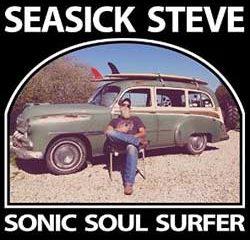 Seasick Steve <i>Sonic Soul Surfer</i> 8