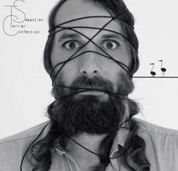 Sébastien Tellier cover album Confection