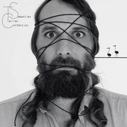 Sébastien Tellier cover album Confection
