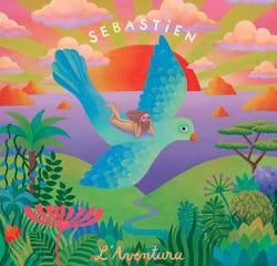 Cover album L'Aventura de Sébastien Tellier