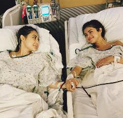 Selena Gomez transplantée en secret d'un rein 8