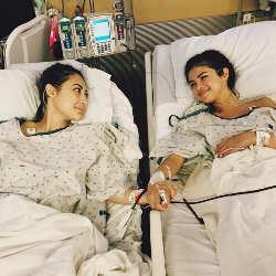 Selena Gomez transplantée en secret d'un rein 5