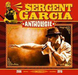 Sergent Garcia Anthologie 10