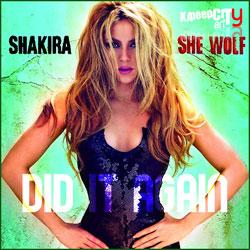 Shakira Did It Again 5