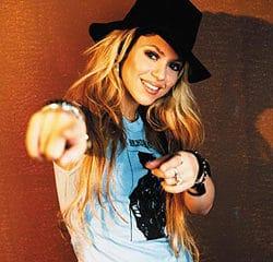Shakira bosse pour Obama 13