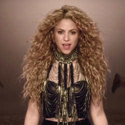 Shakira snobe le plus beau jour de Lionel Messi 5