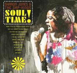 Sharon Jones & The Dap-Kings <i>Soul Time !</i> 5